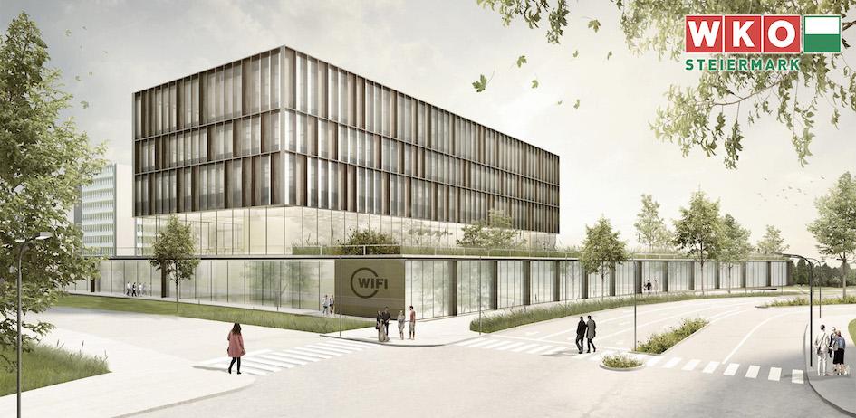 Das WIFI Steiermark bekommt ein Center of Excellence