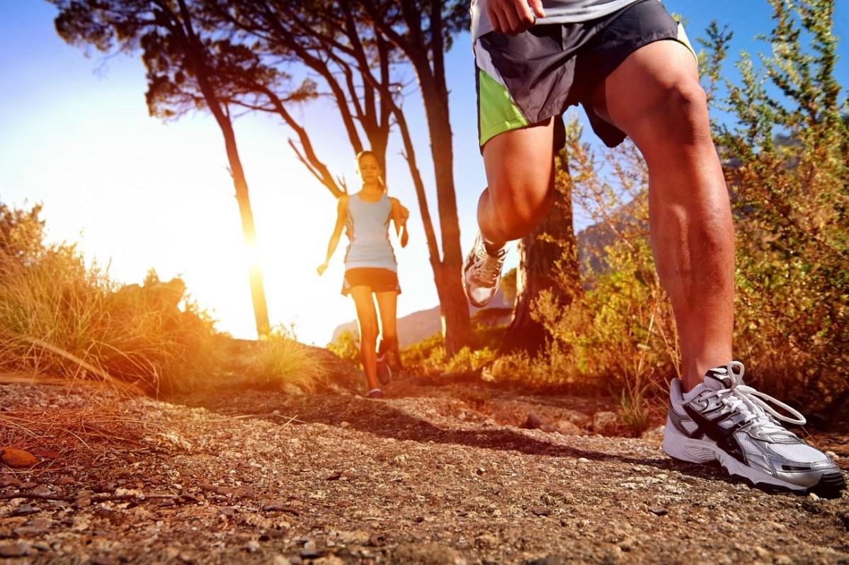 Ernährung und Sport gehen Hand in Hand