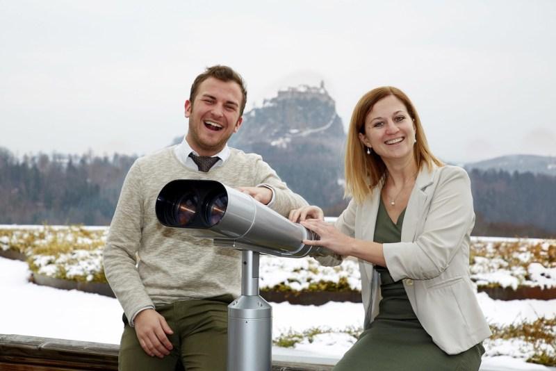 Florian Strasser, Viktoria Friedl, Testimonial, Wifi Steiermark,