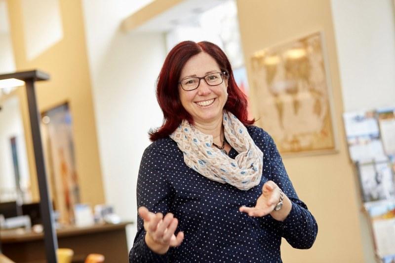 Birgit Rührnößl, Testimonial, Wifi Steiermark,