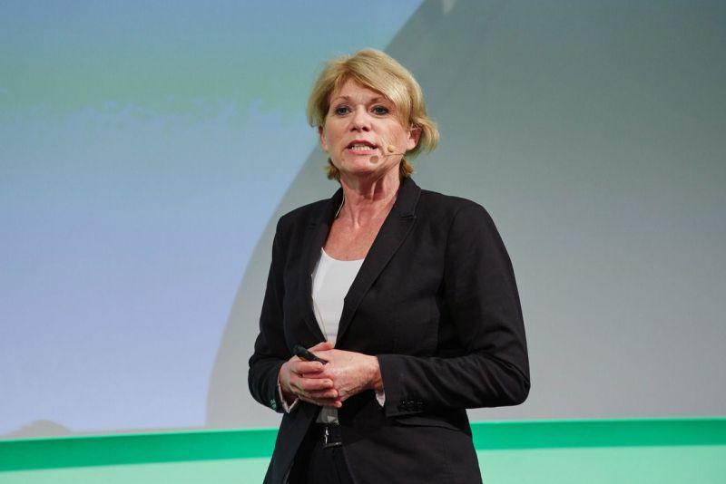Dr. Ingrid Kuster beim ersten WIFI-Arbeitsrechtstag