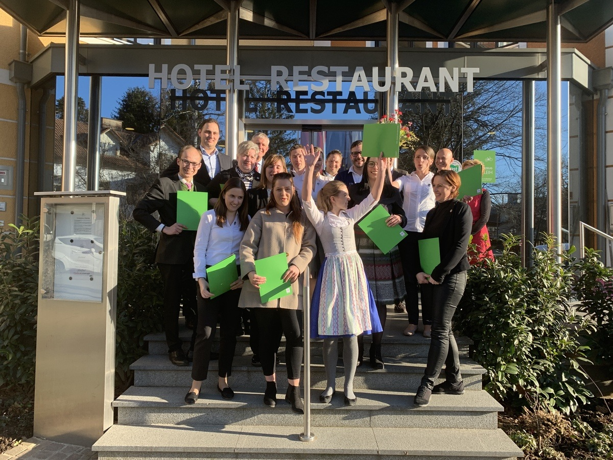 Sommelier-Österreich – Gratulation zu den tollen Ergebnissen!