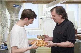 Matthias und Robert Edegger, Testimonial, Wifi Steiermark,