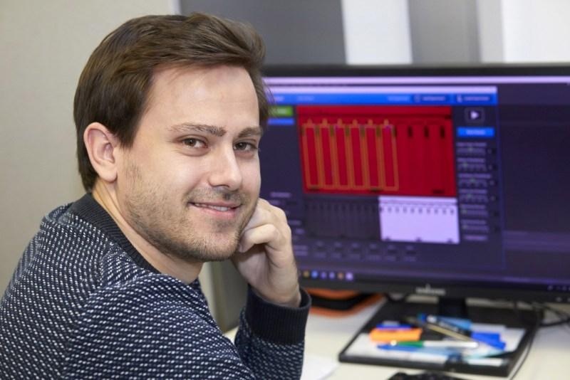 Michael Poglitsch Java Software Developer