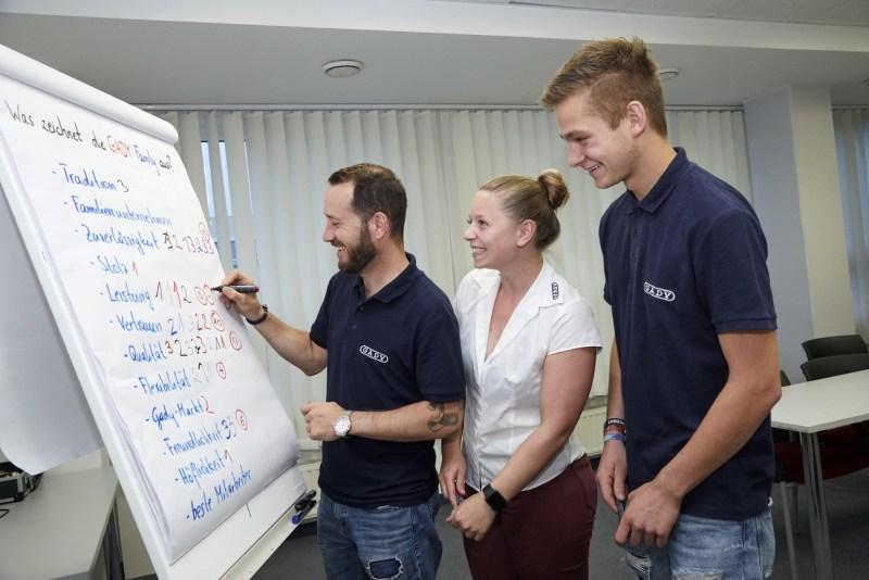 WIFI Steiermark Firmeninternes Basistraining Telefon Gady