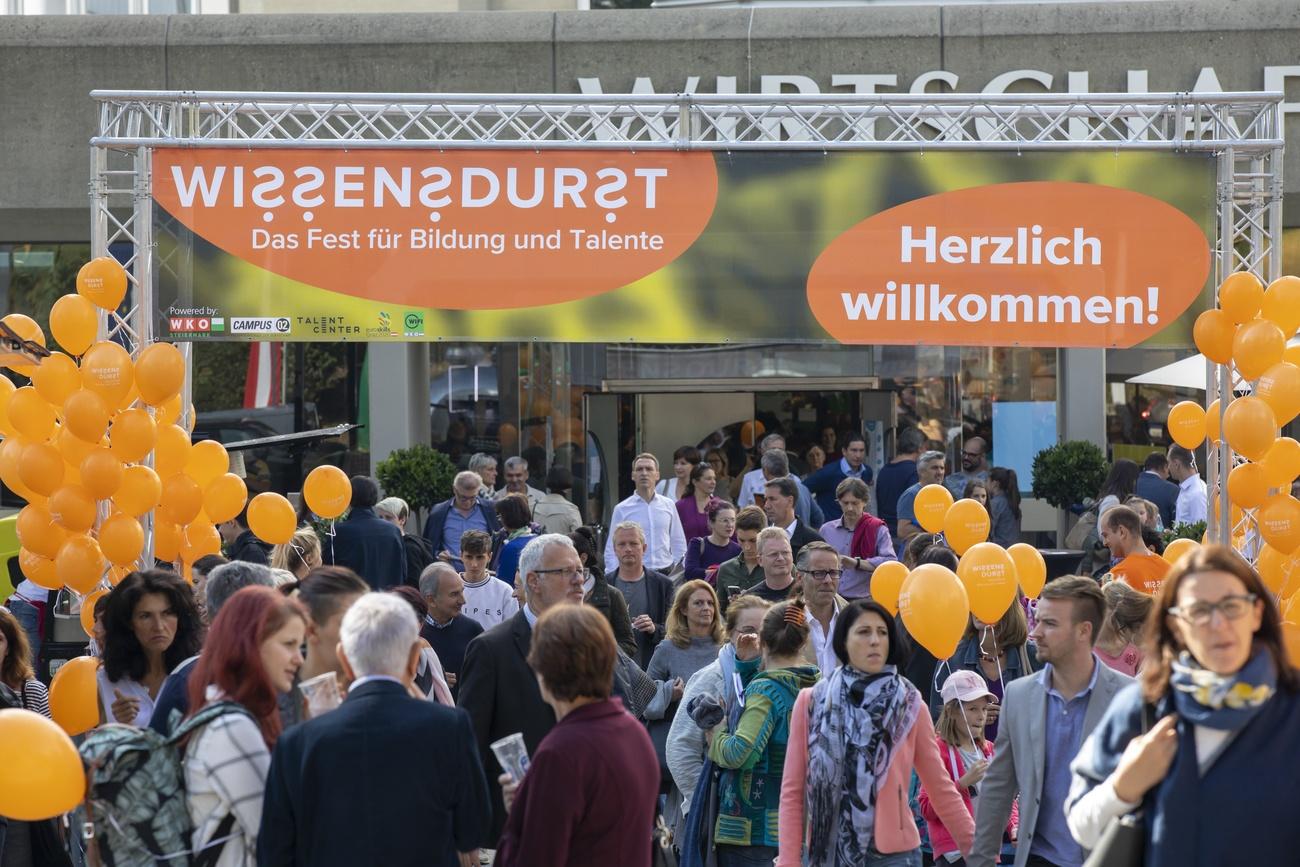 Wissensdurst – Das Fest für Bildung und Talente geht in die zweite Runde