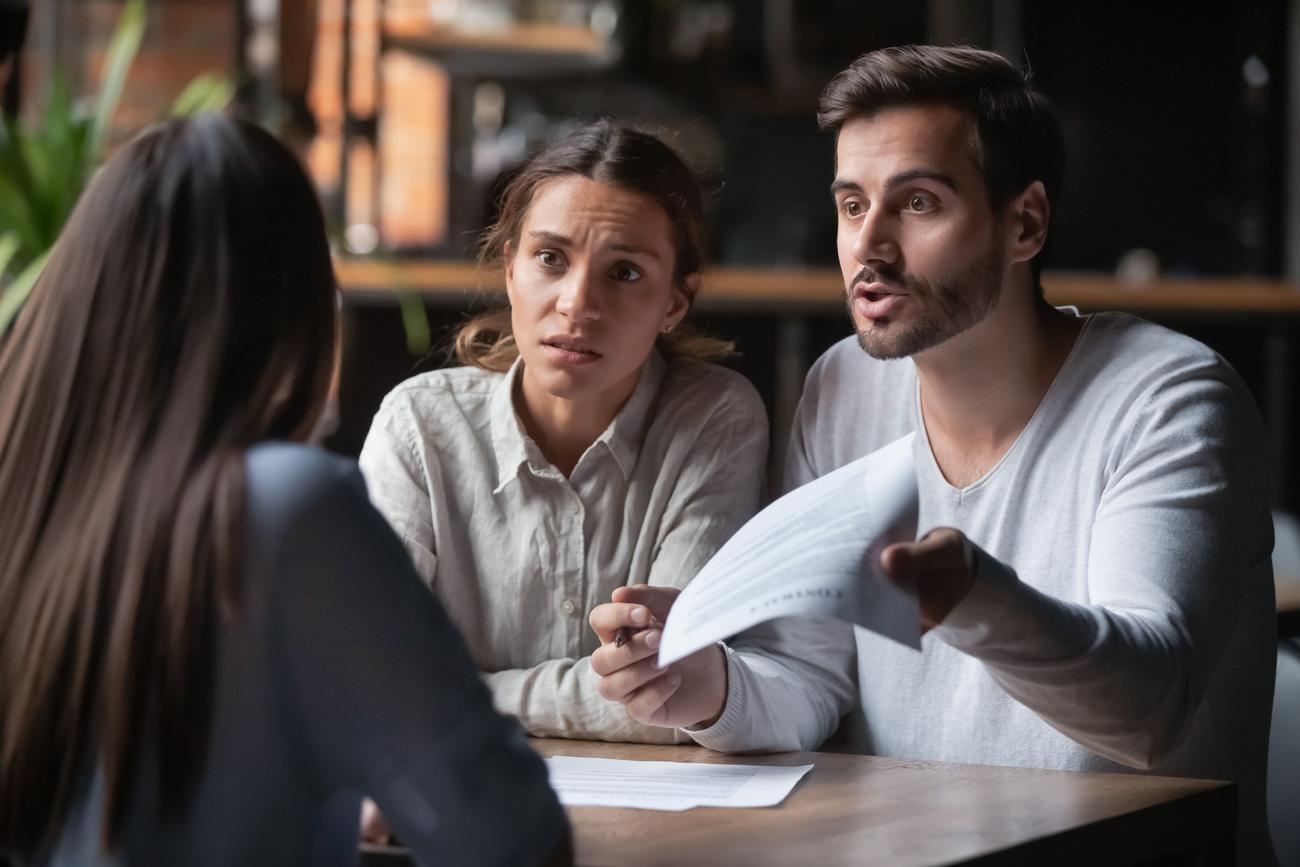 Sechs Schritte bei unberechtigten Kundenbeschwerden