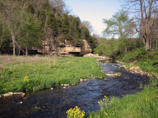 rush river wifly - wisconsin