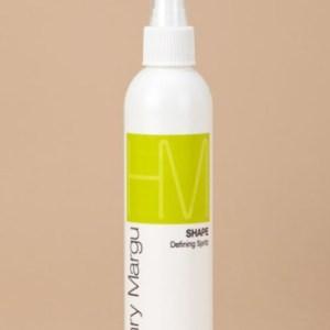 shape defining spray