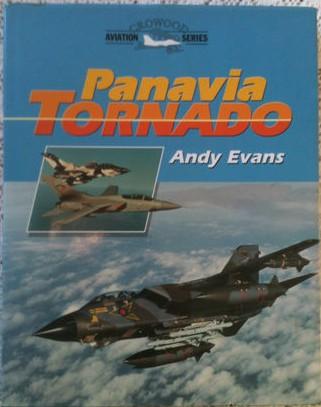 Panavia Tornado by Andy Evans