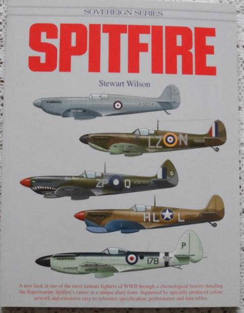 Spitfire by Stewart Wilson