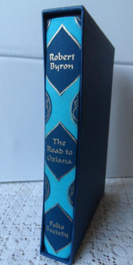 The Road to Oxiana by Robert Byron -Folio Society