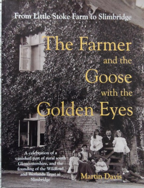 The Farmer and the Goose with the Golden Eyes: Little Stoke Farm to Slimbridge By Martin Davis