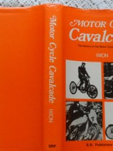 The History of the Motor cycle 1884-1950 – Ixion – dust wrapper
