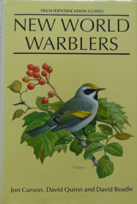 New World Warblers ( Helm Identification Guides)