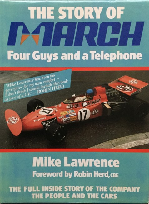 The Story of March: Four Guys and a Telephone By Mike Lawrence
