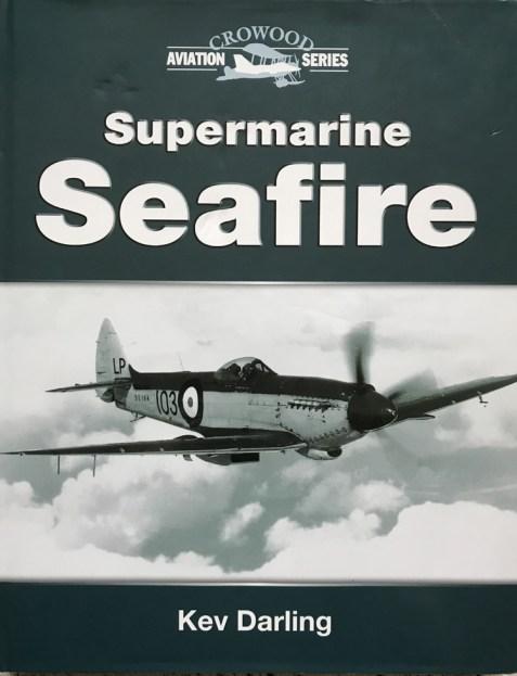 Supermarine Seafire By Kev Darling