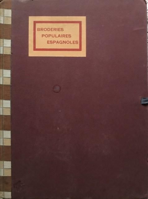 Broderies Populaires Espagnoles Edited By Ernst Henri