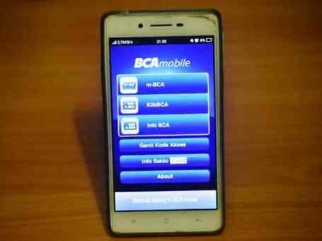 Cara Daftar Mobile Banking BCA
