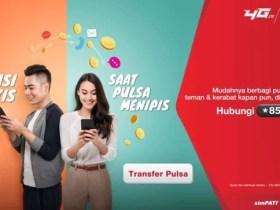 Cara Bagi Pulsa Telkomsel