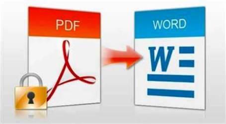 Cara Copy dari PDF ke Word