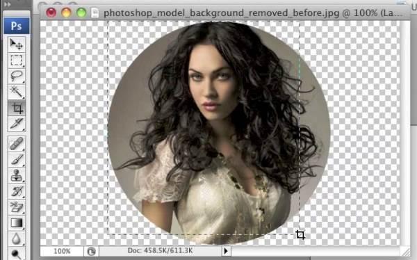 Cara Crop Foto Jadi Bulat 3 Metode Di Photoshop Dan Corel Draw