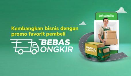 Cara Free Ongkir Tokopedia