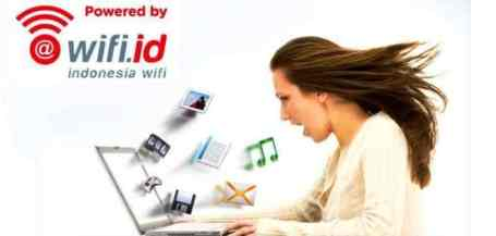 Cara Daftar Wifi ID