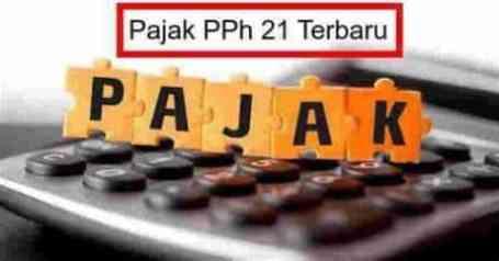 Cara Hitung PPH 21