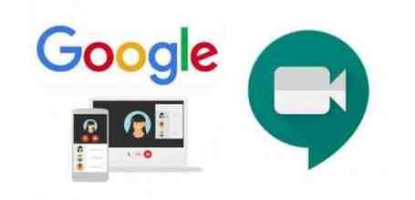Cara Join Google Meet