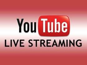 Cara Live Streaming di Youtube