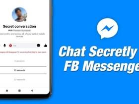 Cara Melihat Percakapan Rahasia di Messenger