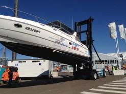 2014 07 29 Marina Bull at Sydney Boat Show 2014