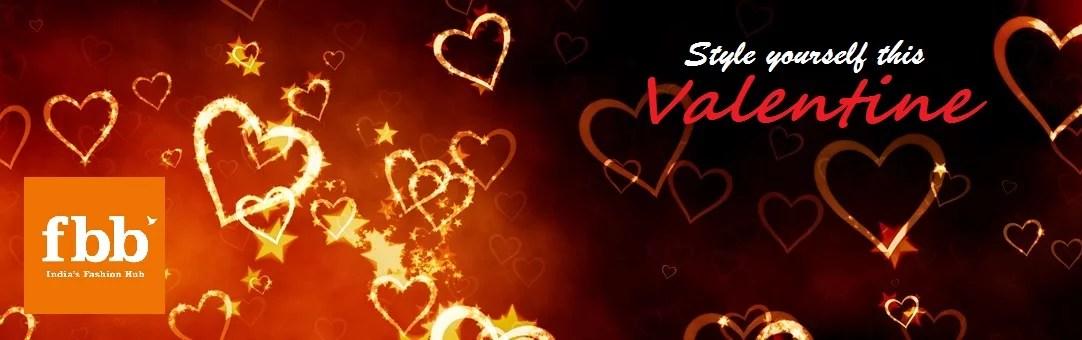 Style this Valentine !!