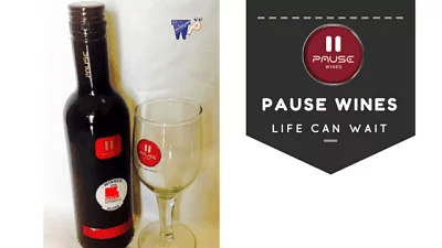   PAuSe   Life can WaiT