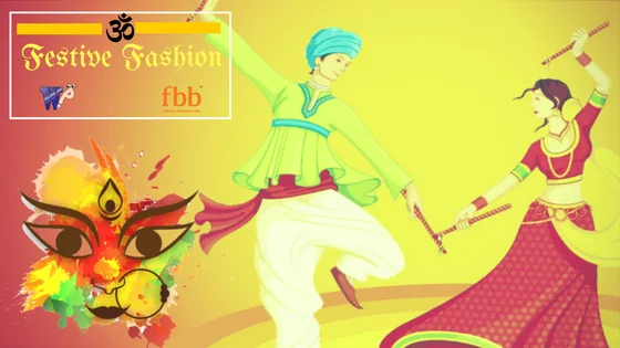 Festive Fashion with fbb for Navratri and Dusshera