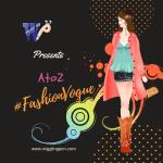 AToZ #FashionVogue