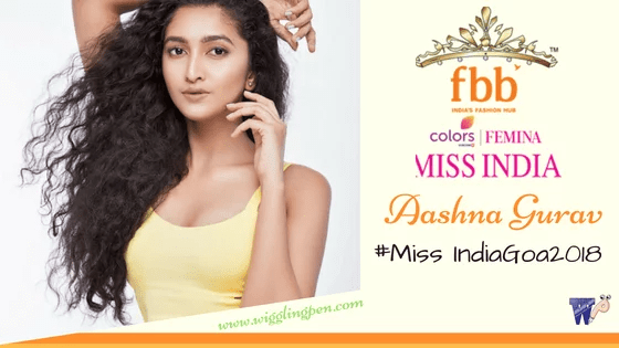 Miss India Goa 2018 – Aashna Gurav