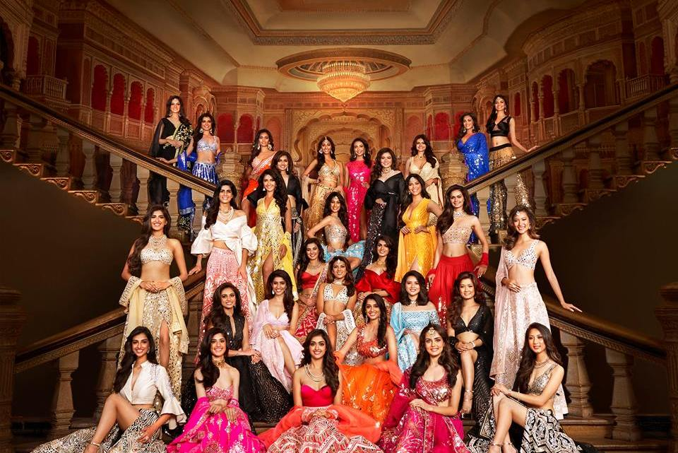 Miss India 2018 Sub Contest Winners