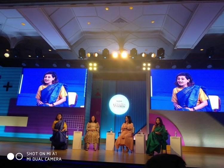 The Economic Times Women's forum