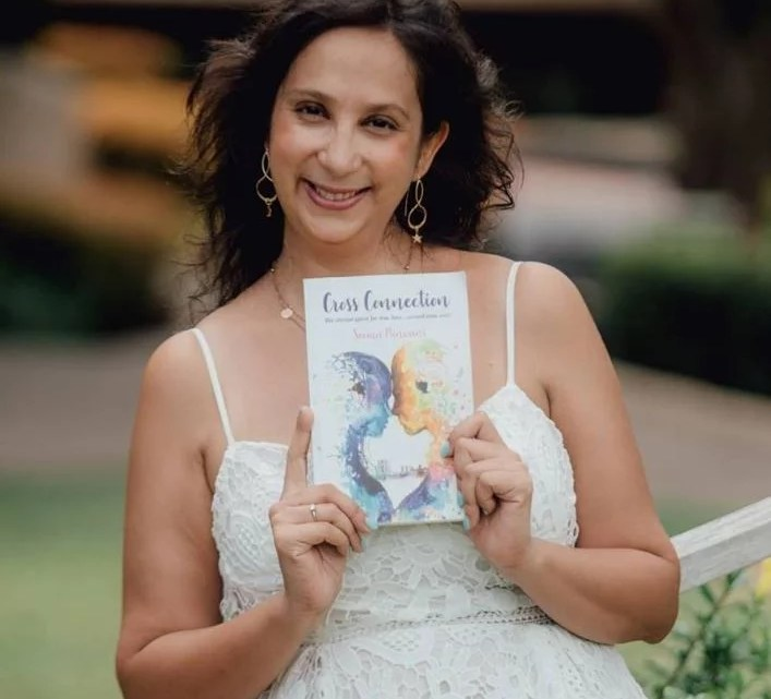 Parenting Experience from Cross connection Author Seema Punwani