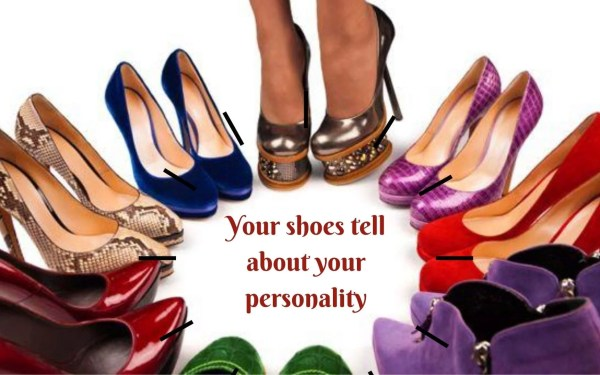 Do your shoes tell about your personality?