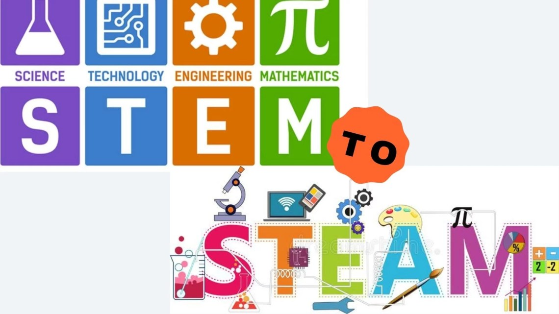 From STEM to STEAM education