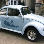 Clive's VW Beetle