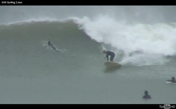 IOW Surf Movie - by Andrew Haworth