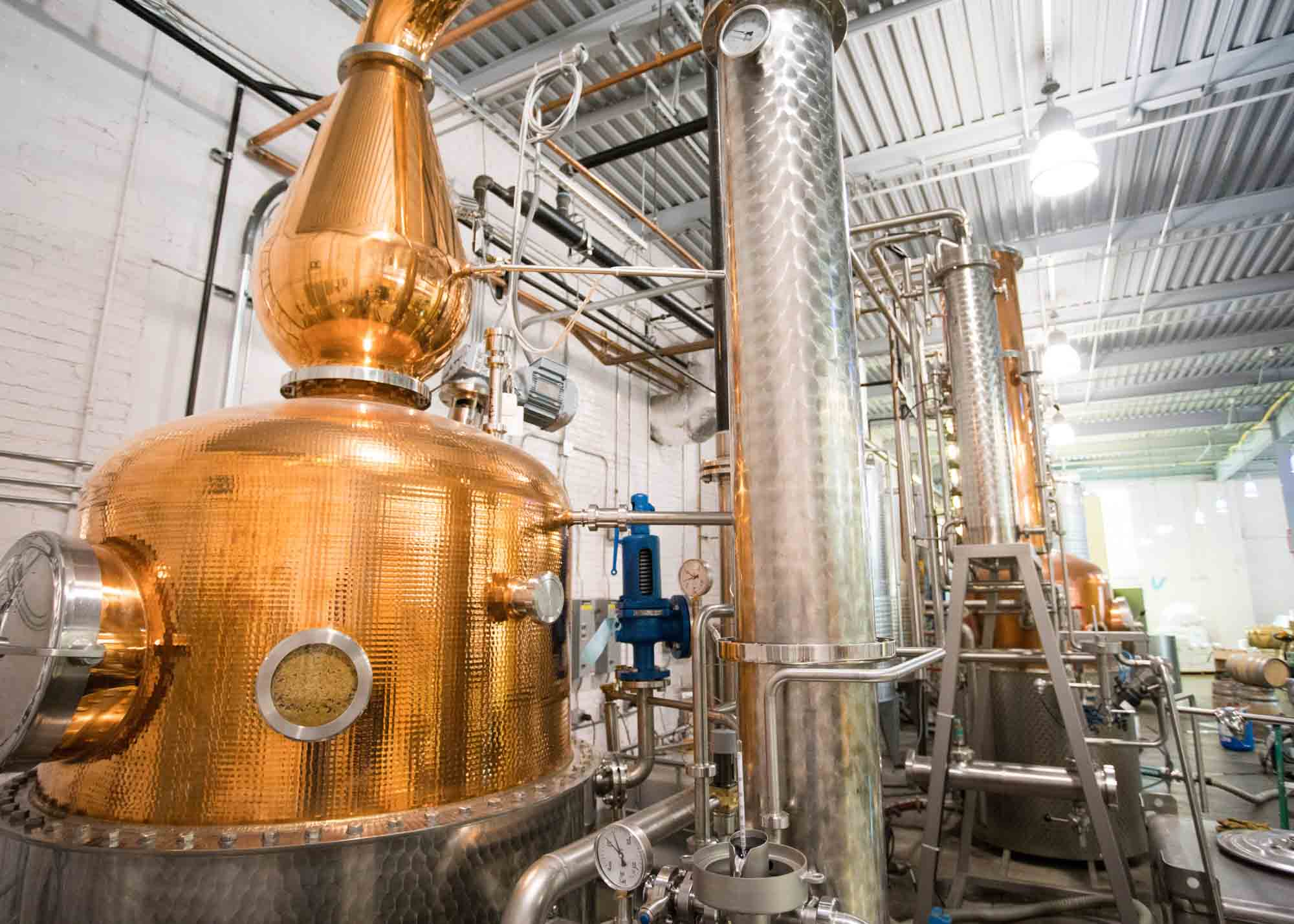 Wigle Distillery