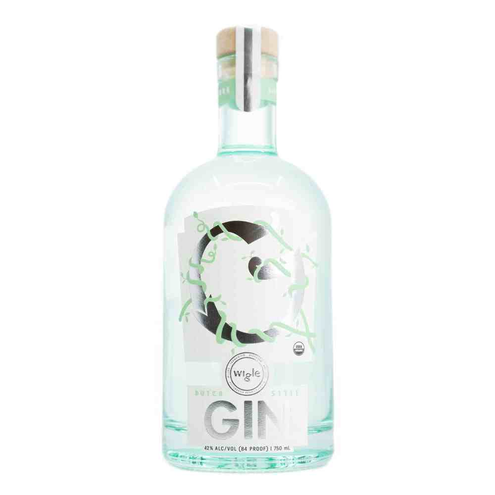 Wigle Dutch-Style Gin
