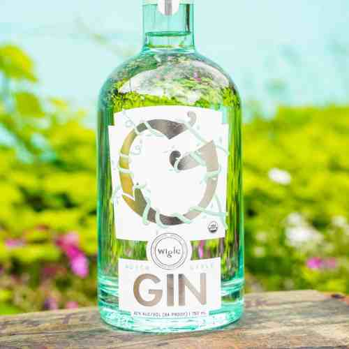 Wigle Dutch-Style Gin and Flowers