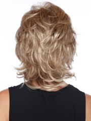 mid length bob hairstyles front
