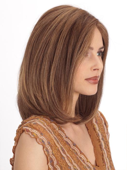Mid Length Light Brown Hair